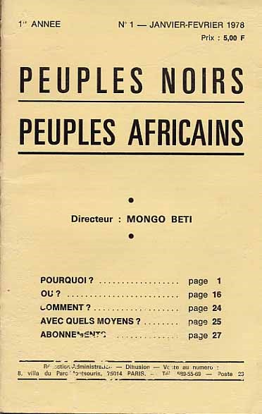 Peuples Noirs Peuples Africains